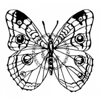 Butterfly Cling Stamp