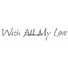 All My Love Digital Stamp