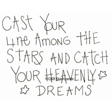 Catch Your Dreams Digital Stamp
