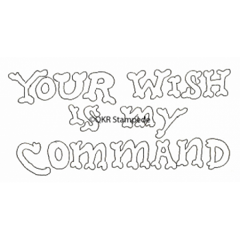 Your Wish Digital Stamp