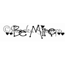 Be Mine Digital Stamp
