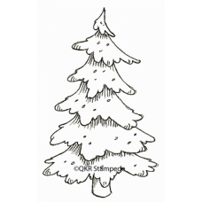 Tree Digital Stamp