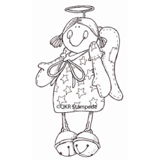 Angel Friend Digital Stamp