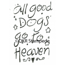 All Dogs Digital Stamp