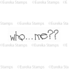 Who Me Digital Stamp