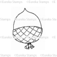 Acorn Balloon Digital Stamp