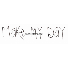 Make My Day Digital Stamp