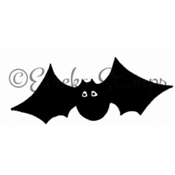 Bat Digital Stamp