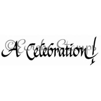 A Celebration Digital Stamp