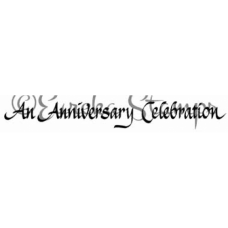 Anniversary Celebration Digital Stamp