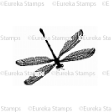 Small Dragonfly Digital Stamp