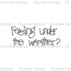 Under the Weather Digital Stamp