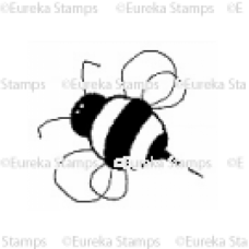 Bumble Bee Digital Stamp