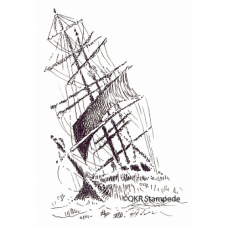 Ship Digital Stamp
