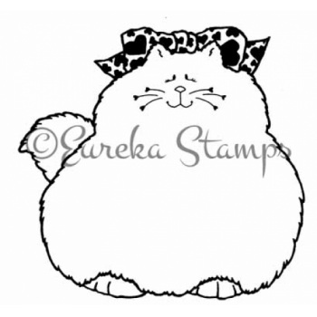 Mimi Kitty Digital Stamp