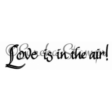Love is in the Air Digital Stamp