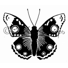 New Butterfly Digital Stamp