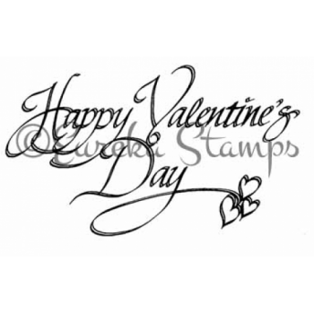 Happy Valentines Day Digital Stamp