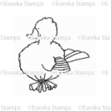 Duck Balloon Digital Stamp