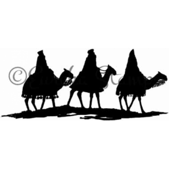 Three Wise Men Digital Stamp