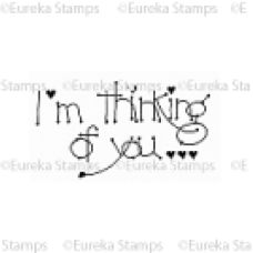 Thinking of You Digital Stamp