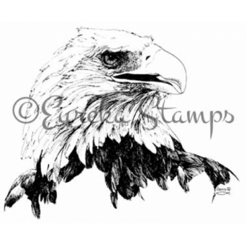 Eagle Digital Stamp
