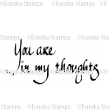 In My Thoughts Digital Stamp