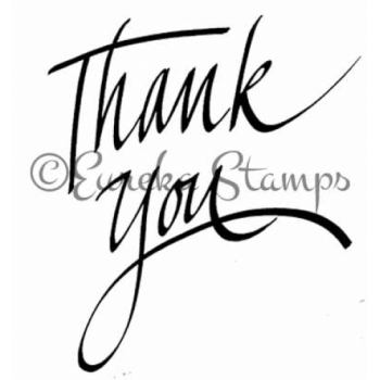 Lg Thank You Digital Stamp