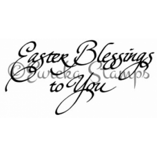 Easter Blessings Digital Stamp
