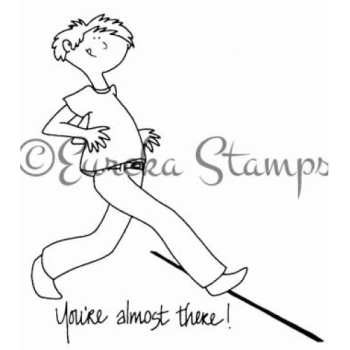 Almost There Digital Stamp