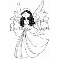 Adrienne Angel Digital Stamp