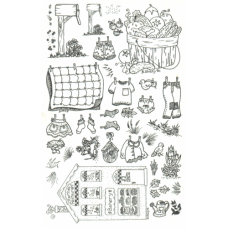 Clothes Unmounted Stamps