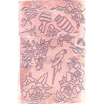 Roses Unmounted Stamps