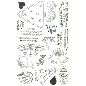 Christmas Tree Unmounted Stamps