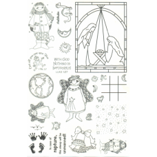 Nativity Unmounted Stamps