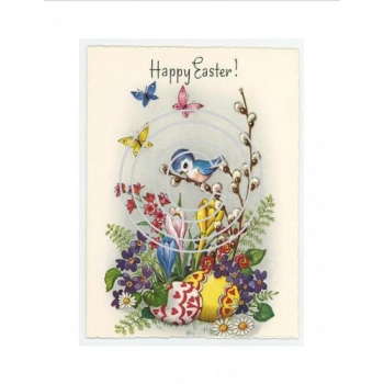 Happy Easter 4 same, Vintage Hue Acetate