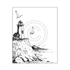 Lighthouse Art Acetate