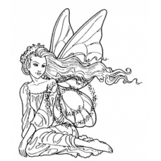 Selene Cling Stamp