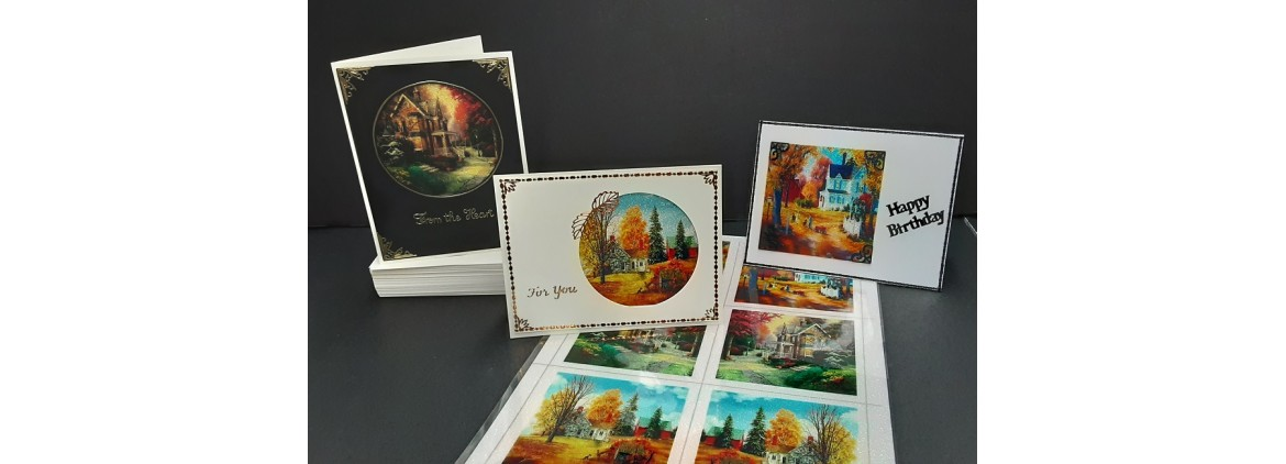 New Country Cottage Squares
