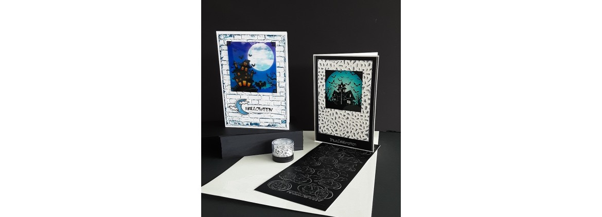 NEW Spooky Nights Squares