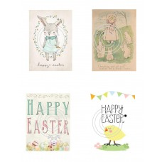 Whimsical Easter 1, Vintage Hue Acetate